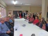 Más de 500 mayores de Alcantarilla participarán en los 28 talleres del centro social