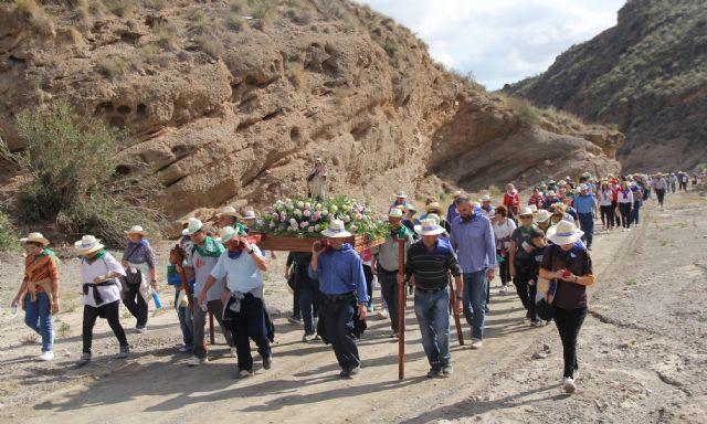 Más 800 personas se sumaron a la Romería en honor a la Virgen del Carmen benéfica para la Asociación ALDEA - 1, Foto 1