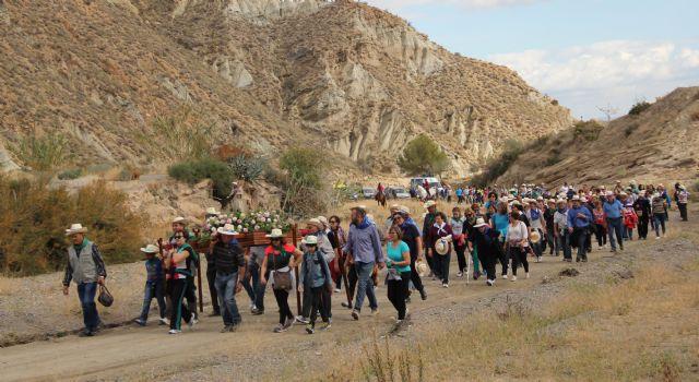 Más 800 personas se sumaron a la Romería en honor a la Virgen del Carmen benéfica para la Asociación ALDEA - 2, Foto 2