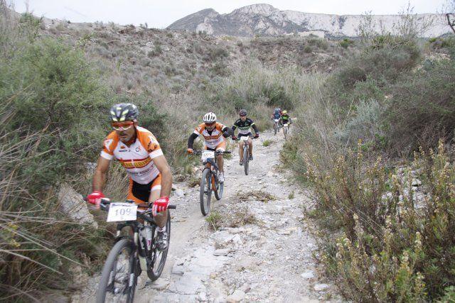La MTB Bahía de Mazarrón reune a cerca ce 430 ciclistas - 1, Foto 1