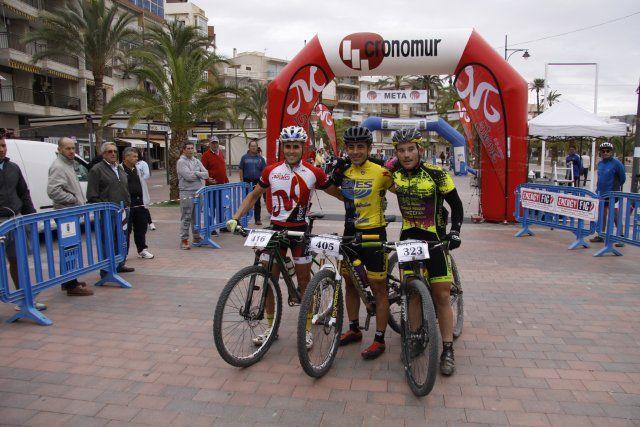La MTB Bahía de Mazarrón reune a cerca ce 430 ciclistas - 2, Foto 2