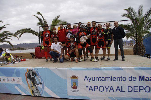La MTB Bahía de Mazarrón reune a cerca ce 430 ciclistas - 4, Foto 4