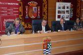 El Ayuntamiento de Molina de Segura y AFESMO firman un convenio