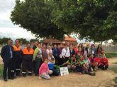 El Ayuntamiento fomenta el deporte en la calle a través de los parques biosaludables de Torre-Pacheco
