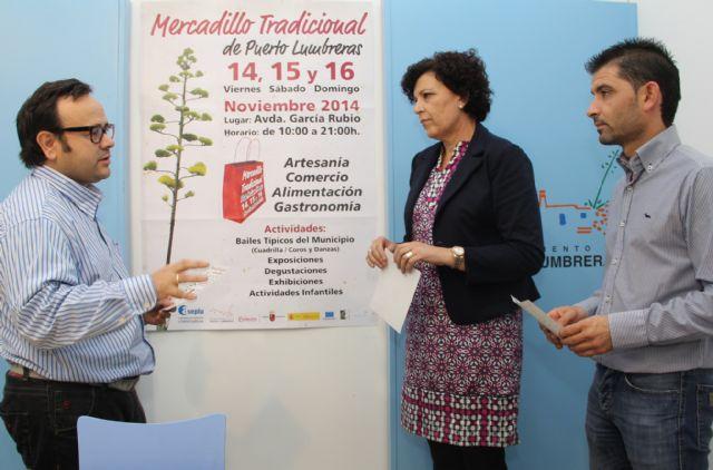 Una treintena de comercios locales se darán cita en el I Mercadillo Tradicional de Puerto Lumbreras - 2, Foto 2