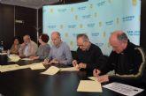 El Ayuntamiento firma convenios de colaboración con cinco asociaciones y entidades locales