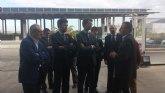 Juan Carlos Ruiz transmite su apoyo al comercio de Alhama, que contar� con ayudas en los presupuestos del pr�ximo año