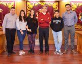 Los corresponsales juveniles de Alguazas, preparados para una activa labor en este nuevo curso 2014-2015