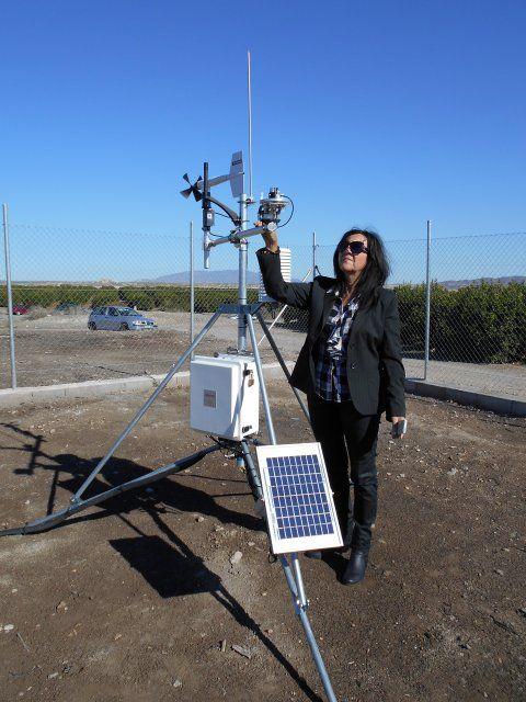 Instalan en Leiva una estación meteorológica para controlar plagas y estudiar la implantación de nuevos cultivos, Foto 2