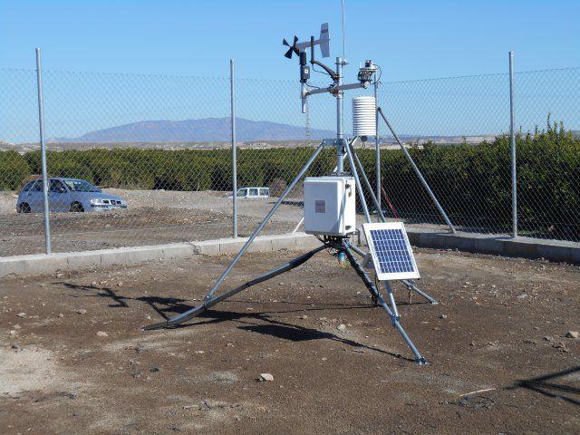 Instalan en Leiva una estación meteorológica para controlar plagas y estudiar la implantación de nuevos cultivos, Foto 3