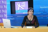 La Concejalía de Igualdad de Molina de Segura pone en marcha el XI Programa de Prevención de Violencia de Género 2014