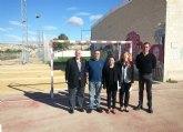 La Comunidad invierte cerca de 350.000 euros en obras de acondicionamiento y mejora en los centros escolares de Abanilla