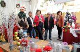 El I Mercadillo Tradicional de Puerto Lumbreras congrega a más de 30 comercios y artesanos locales durante todo el fin de semana