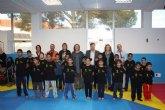 Puesta en marcha de un curso de taekwondo dirigido a menores de origen extranjero residentes en Torre Pacheco