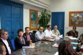 Hoy se ha celebrado la reunión de la Comisión de Seguimiento de la Calidad del Aire de Alcantarilla