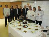 10 cocineros aspiran al t�tulo mejor joven cocinero de la Regi�n de Murcia
