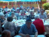 Las personas mayores de Alguazas se apuntan a las manualidades