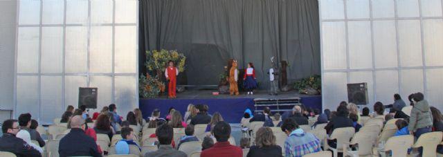 Actividades infantiles y teatro organizado para conmemorar el Día Mundial de la Infancia en el Complejo Cultural Auditorio - 1, Foto 1