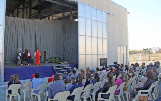 Actividades infantiles y teatro organizado para conmemorar el Día Mundial de la Infancia en el Complejo Cultural Auditorio - 2, Foto 2