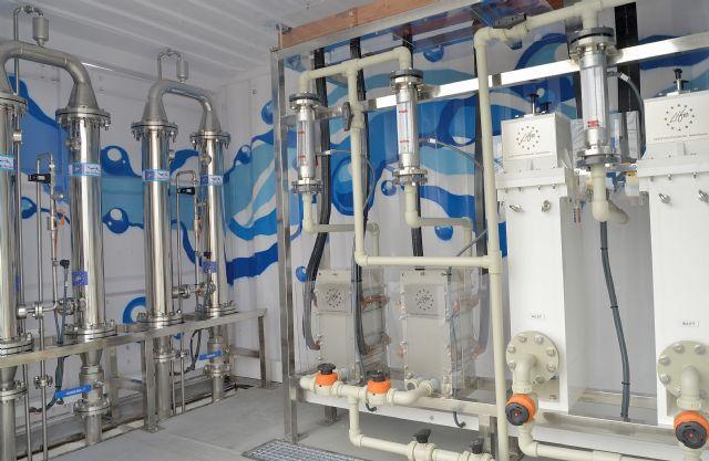 Un proyecto europeo desarrollado íntegramente en Murcia permite reutilizar en la industria aguas residuales complejas - 1, Foto 1