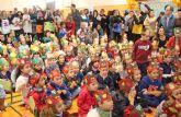 Los Colegios Públicos del municipio celebran la llegada del otoño con su tradicional Fiesta de la Castañada 2014