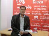 Saorín: 'En el último año se han destruido 261 empleos en Cieza'