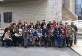 Buen ambiente y tiempo agradable es el que se han encontrado los alguaceños en su viaje al País Vasco