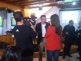 Jos� Molina Molina explica las claves para salir de la crisis en la presentaci�n de