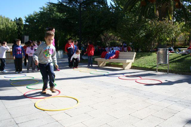 Cehegin Unos 400 Escolares De Primaria De Cehegin Participan En