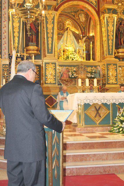 Mazarrón celebra el Día del Milagro con la renovación del voto a la Patrona - 2, Foto 2