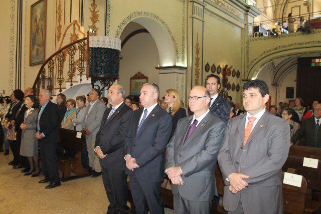 Mazarrón celebra el Día del Milagro con la renovación del voto a la Patrona - 3, Foto 3