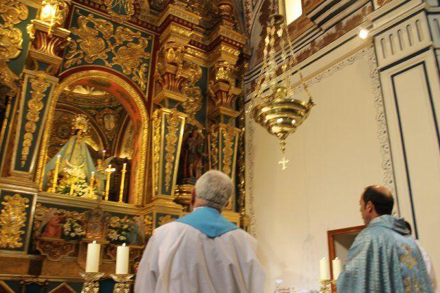 Mazarrón celebra el Día del Milagro con la renovación del voto a la Patrona - 4, Foto 4