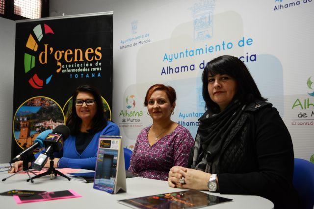 Nace en Alhama una nueva Delegación de D´Genes, Foto 1