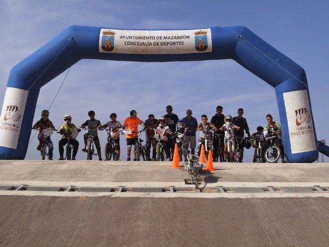 El Complejo Deportivo alberga una prueba ciclista clinic BMX - 4, Foto 4