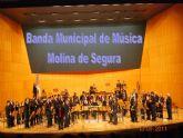 El Teatro Villa de Molina acoge el concierto por el XXX Aniversario de la Banda Municipal de Música de la localidad el sábado 22 de noviembre