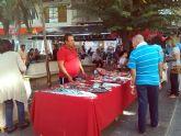 'Mercado artesano las palomas Villa de Alcantarilla'