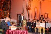 J�venes del IES Domingo Valdivieso interpretan junto al alcalde las nueve declaraciones del Milagro