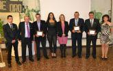 Cruz Roja, Canal 1 Mar Menor Torre Pacheco y Alfonso de la Cruz premiados con la Parra de Oro