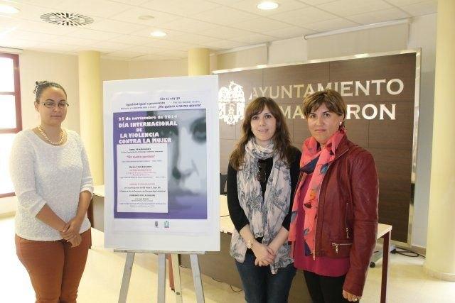 Alumnos de instituto participan en actividades para prevenir la Violencia de Género - 1, Foto 1