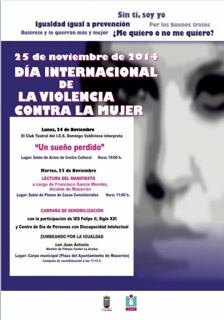 Alumnos de instituto participan en actividades para prevenir la Violencia de Género - 3, Foto 3