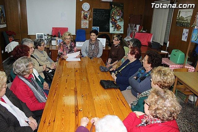 Las Asociaciones de Mujeres de Totana organizan varias actividades para conmemorar el Día Internacional contra la Violencia de Género que se celebra mañana, Foto 1