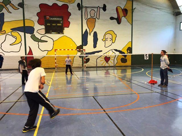 La Concejalía de Deportes organizó la Fase Local de Bádminton de Deporte Escolar., Foto 8