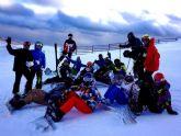 El Consejo Local de la Juventud ofrece 600 plazas de actividades en la nieve para esta campaña