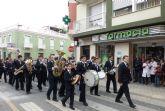 La Banda Municipal de Música de Puerto Lumbreras celebra la Festividad de Santa Cecilia 2014 con un pasacalles