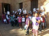 Más de 300 niños conocen la historia de San Pedro del Pinatar