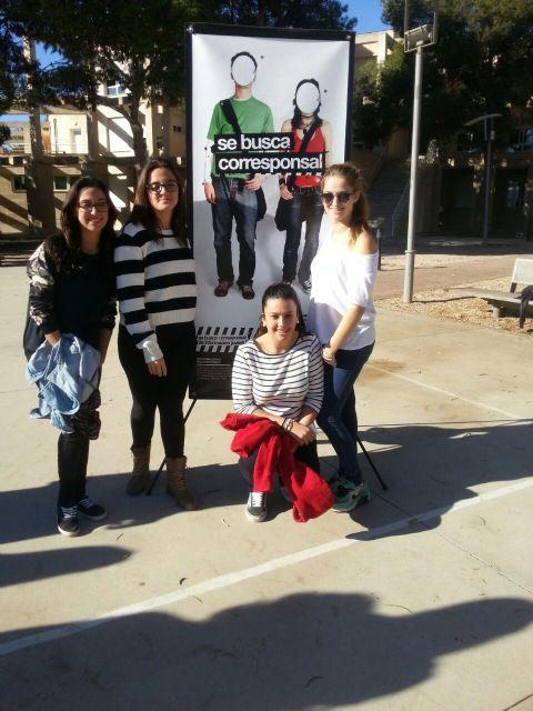 Cuatro estudiantes de los IES de Totana participan en la sexta edición del programa de Corresponsales Juveniles para el curso 2014/2015, Foto 3