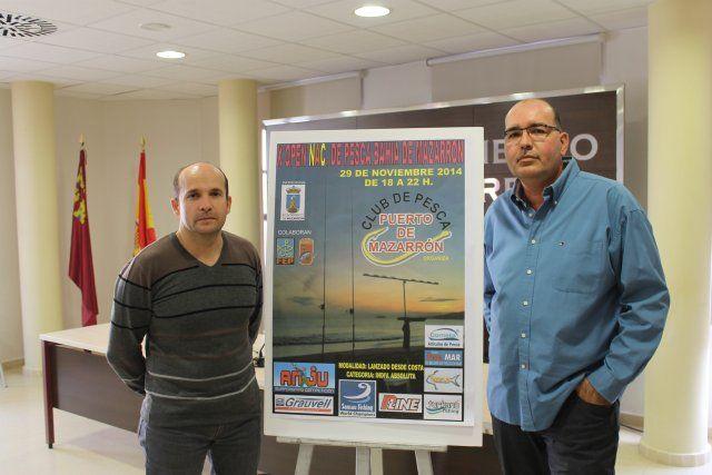 Mazarrón acoge el Open Nacional de Pesca con mayor número de participantes, Foto 3