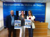 La iniciativa Juguete Solidario 2014 de Molina de Segura ha sido presentada hoy, martes, 25