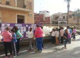 Jornada en Villanueva del Río Segura contra la violencia de género
