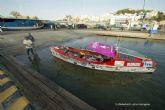 Dos bomberos cartageneros cruzarán en dos meses el Atlántico a remo